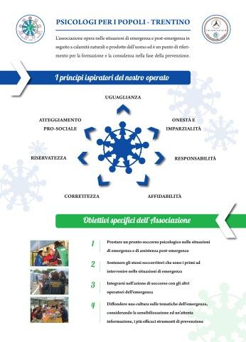 Poster Psicologi per i Popoli Trentino
